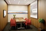оборудованные переговорные комнаты
