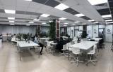 Рабочее пространство в зале