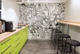 Кухня коворкинга `Модуль Смарт Офис`