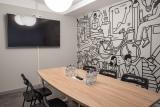 Переговорная комната малая