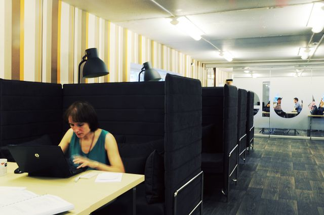 Клубный офис Delovar