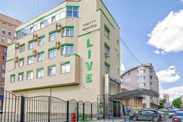 Отель `Live`