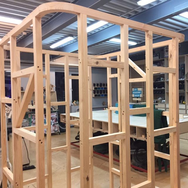 Коворкинг DIY Академия Bosch