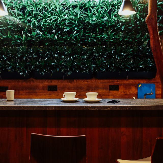Кафе в Контексте