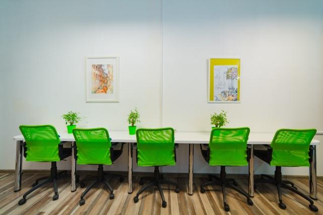 Зелёный зал.