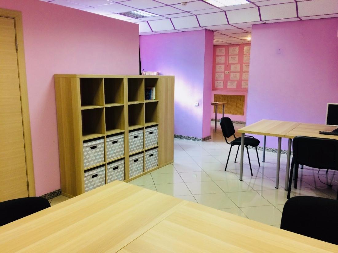 Офис у дома Проспект Большевиков 79