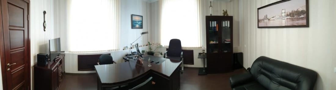 меблированный кабинет