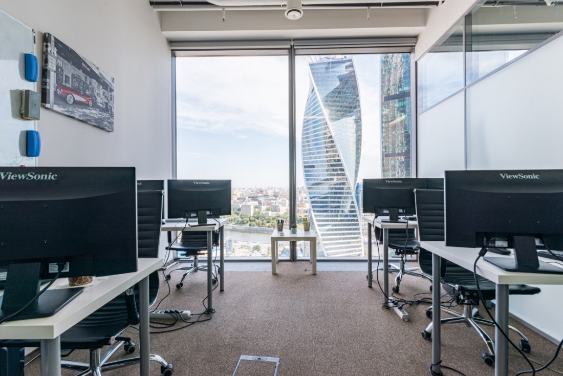 #Офис 24/7. Москва-Сити. 28 этаж Федерация Восток