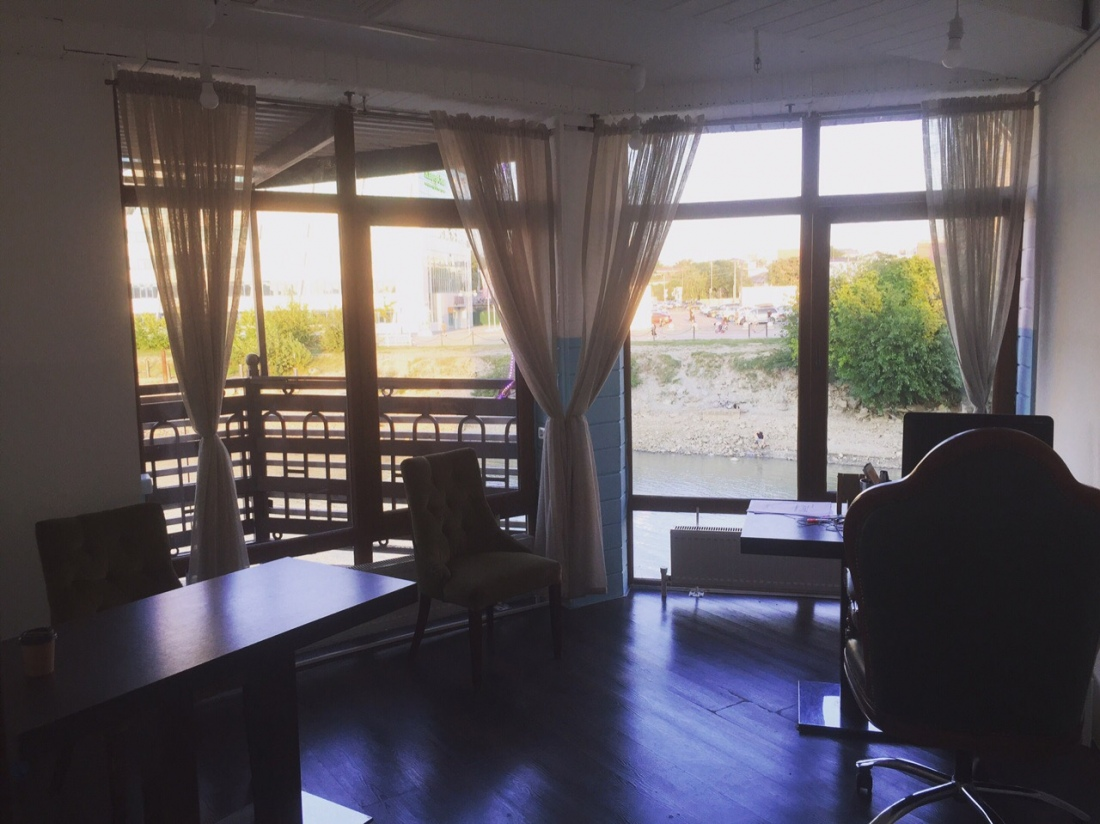 мини-офис на 4 чел