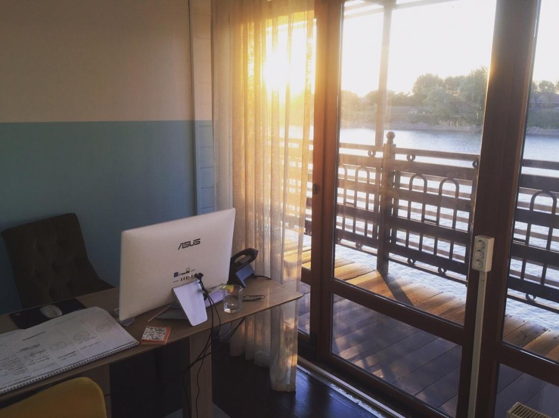 мини-офис на 1-го чел
