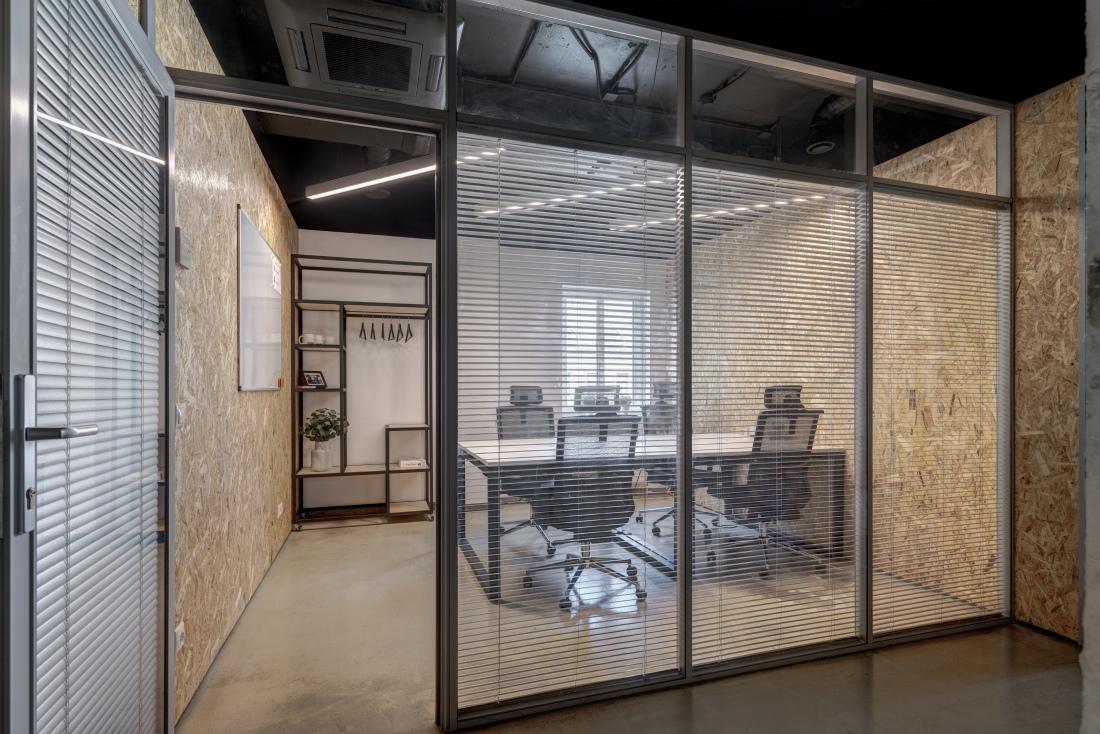 Офис на 4 места