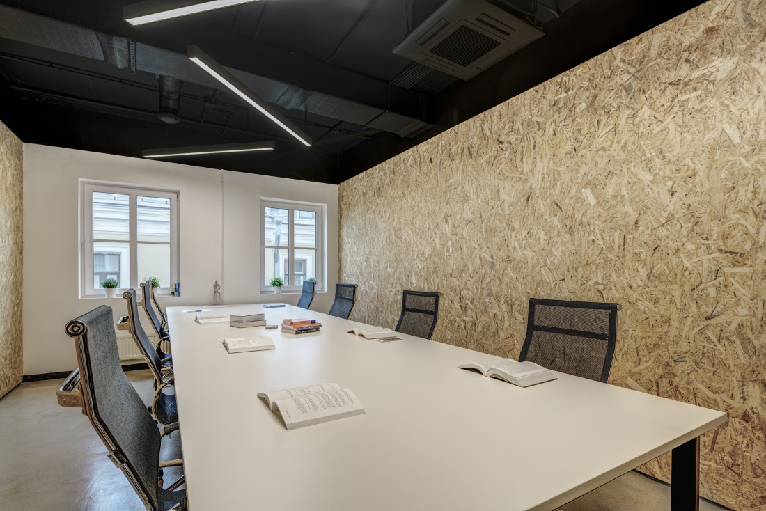 Офис на 8 мест