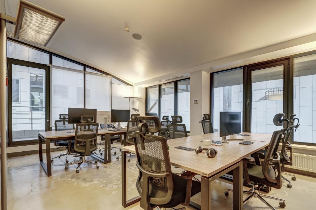 Офис на 10 мест