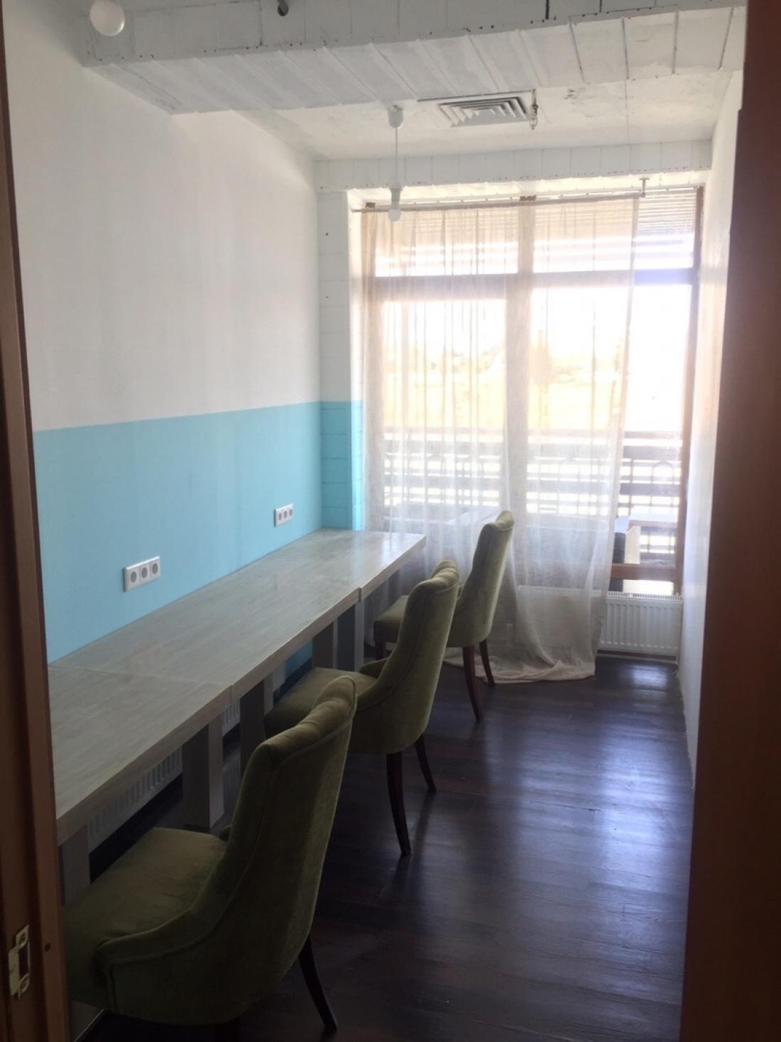 мини-офис на 3 чел