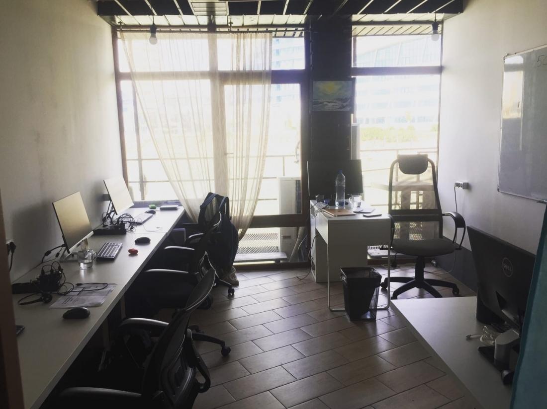 Офис на 4-5 мест