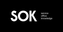 Сеть смарт-офисов SOK   Service. Office. Knowledge.